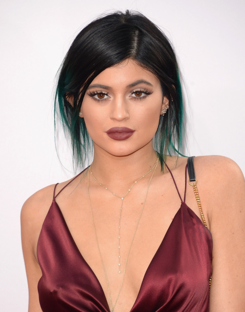Kylie Jenner, American Music Awards 2014