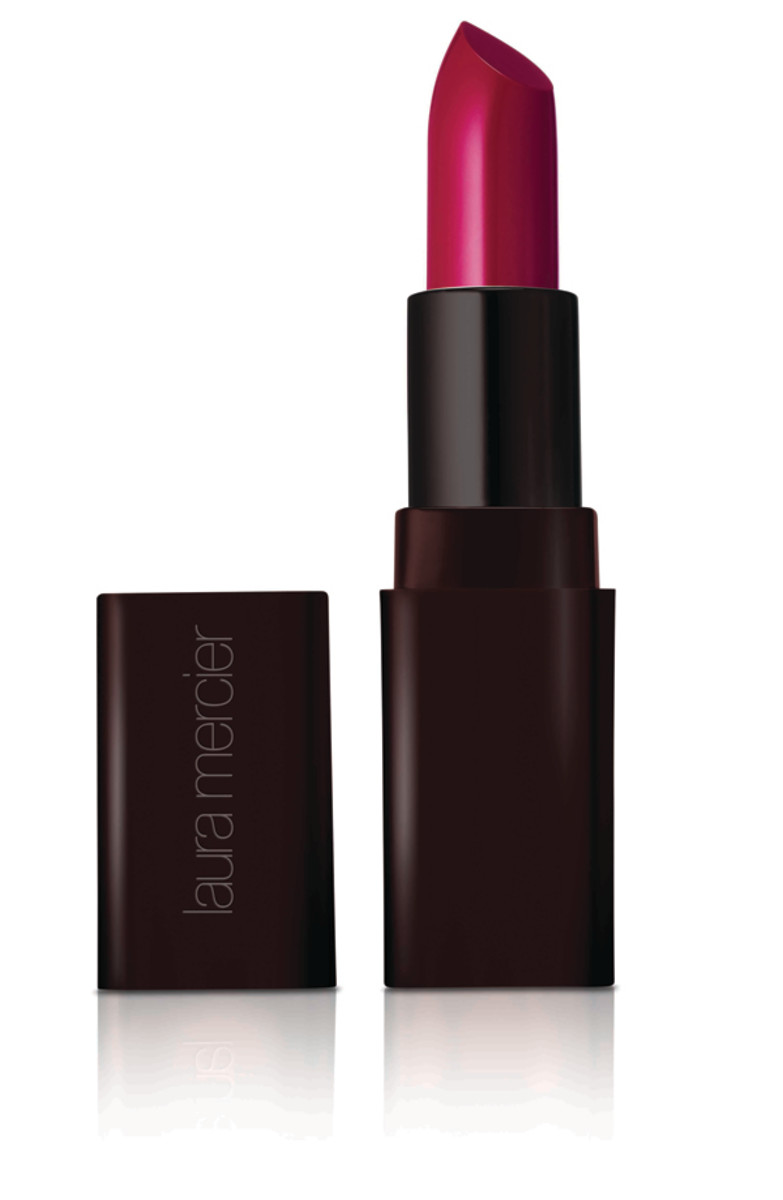 Laura Mercier Creme Smooth Lip Colour in Plumberry