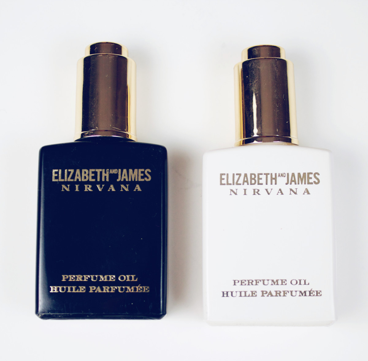 Elizabeth and James Nirvana Perfume Oils