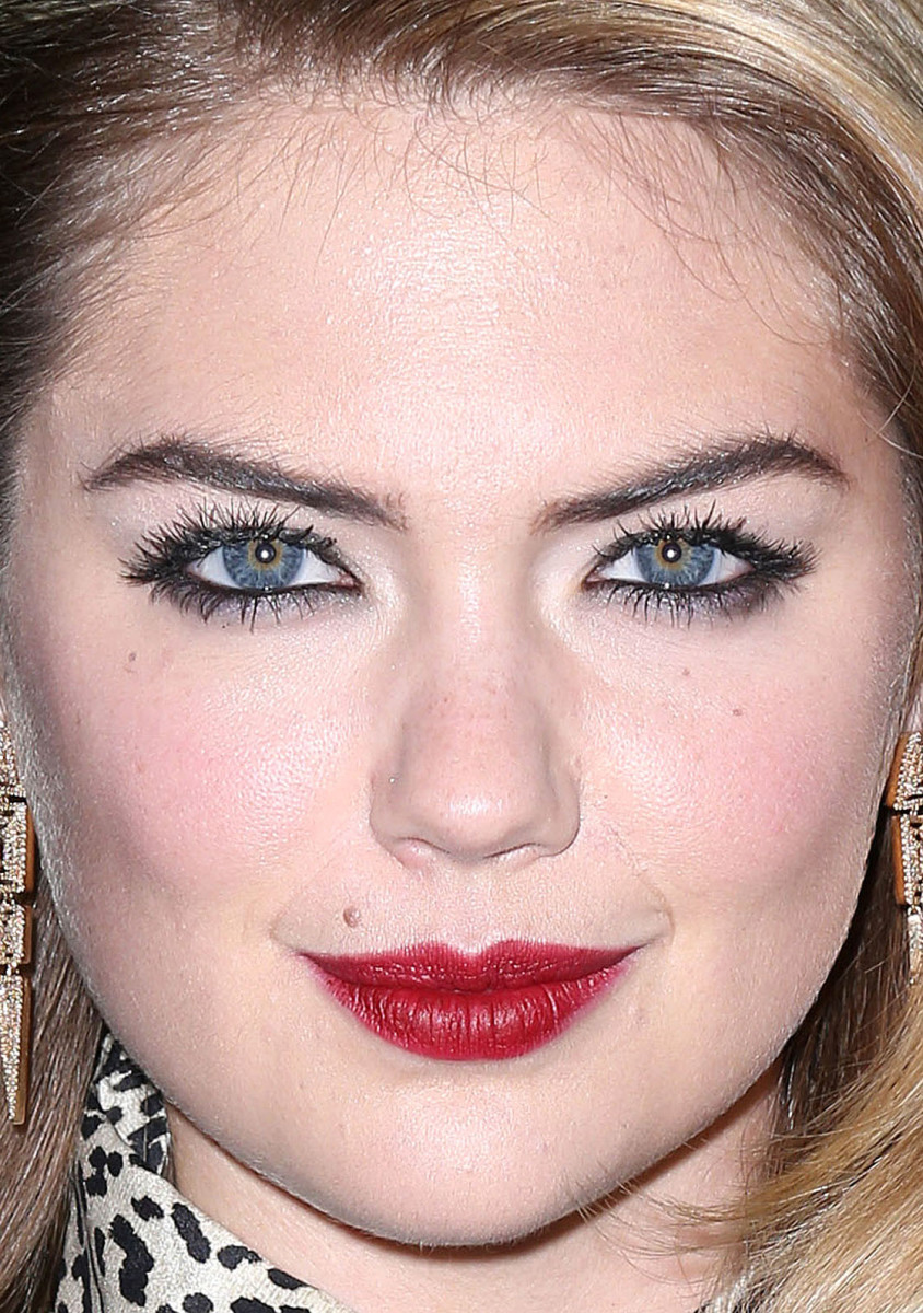 Kate Upton, The Other Woman screening, 2014 (close-up)