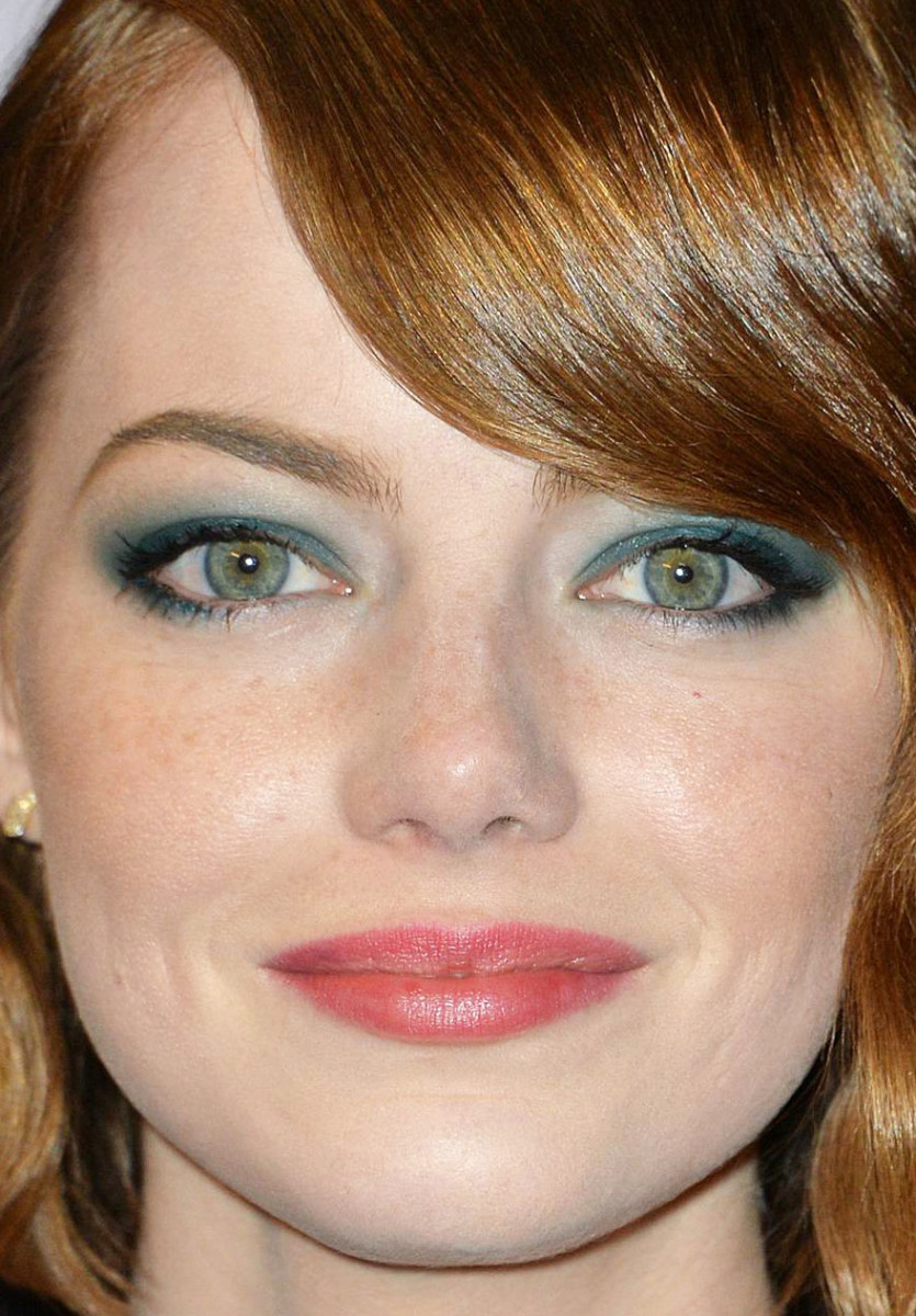 Emma Stone, Magic in the Moonlight premiere, 2014 (close-up)