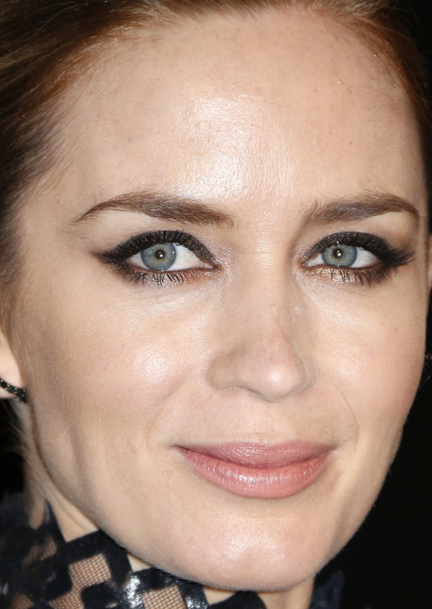 Emily Blunt, The Edge of Tomorrow premiere, 2014