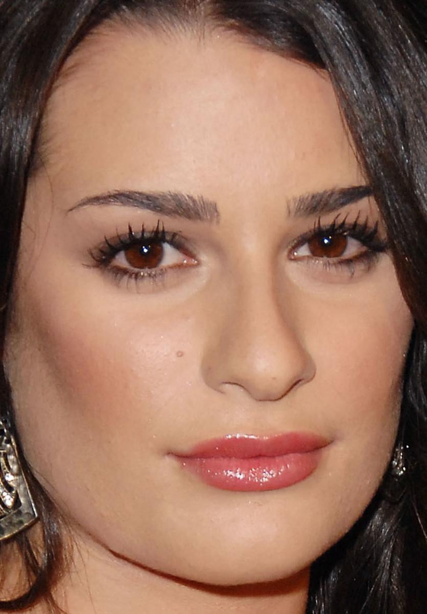 Lea Michele, People's Choice Awards 2010