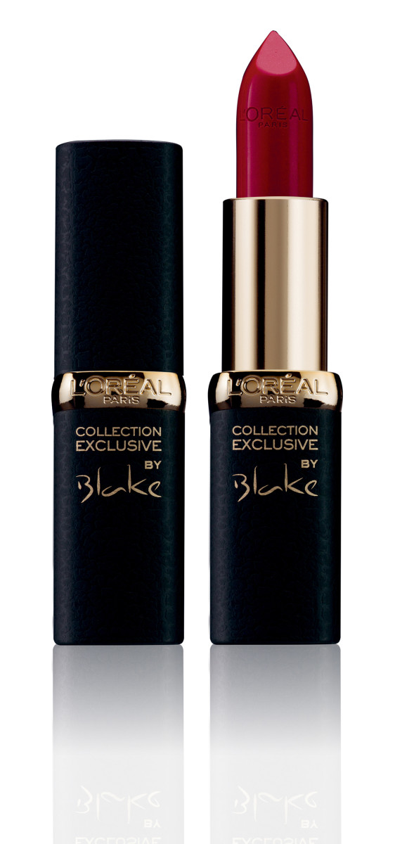L'Oreal Pure Reds Lipstick - Blake