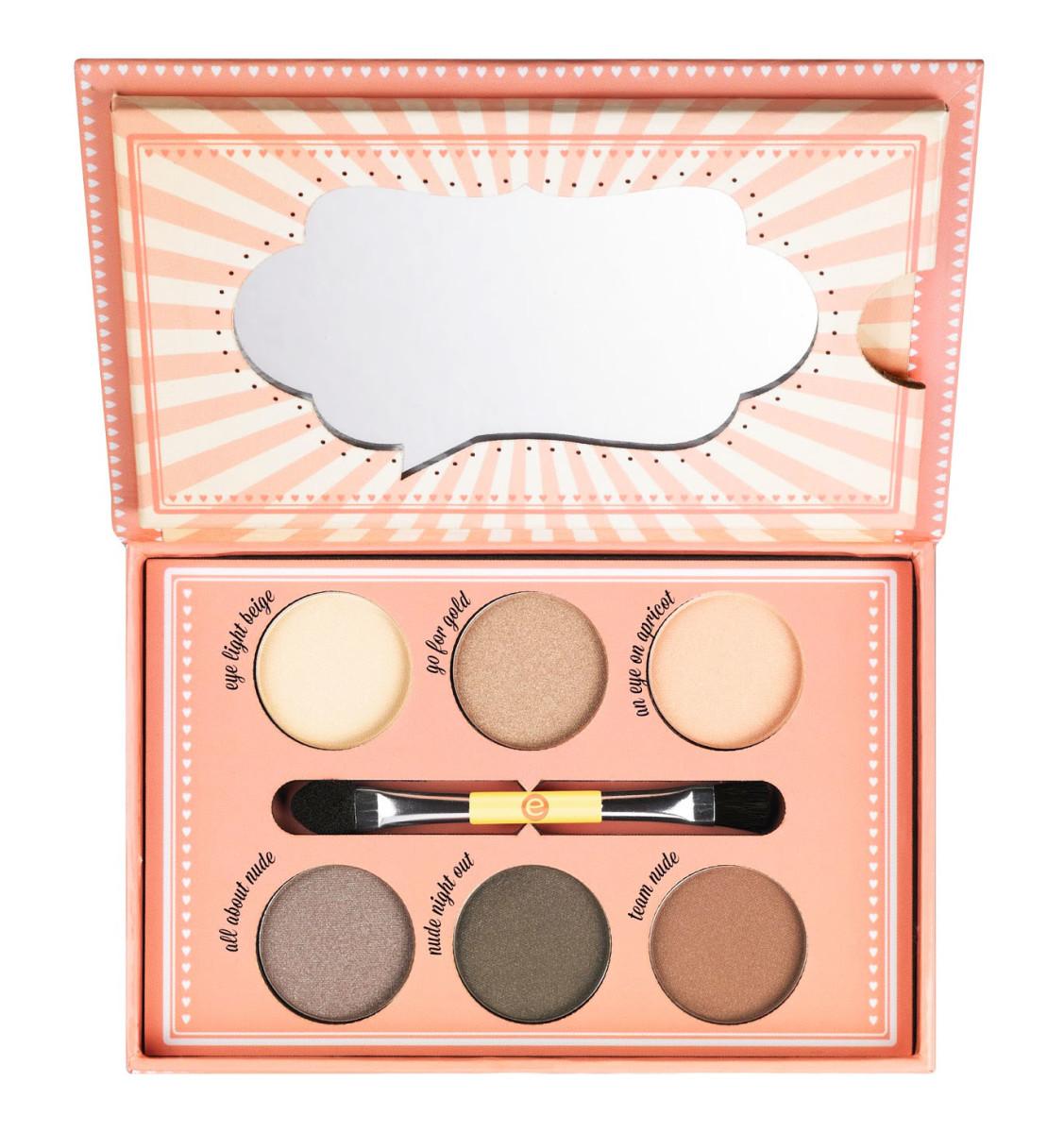 Essence How To Make Nude Eyes Make-Up Box