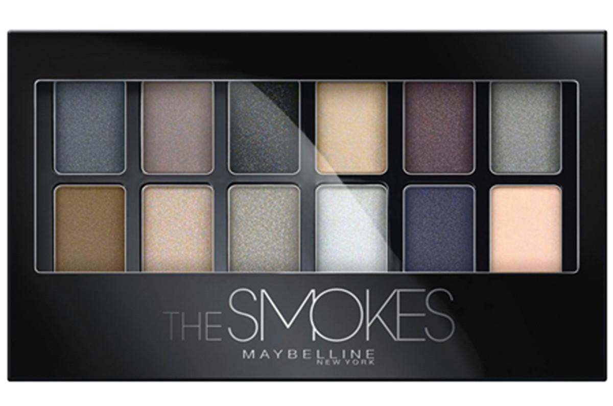Maybelline The Smokes Eyeshadow Palette