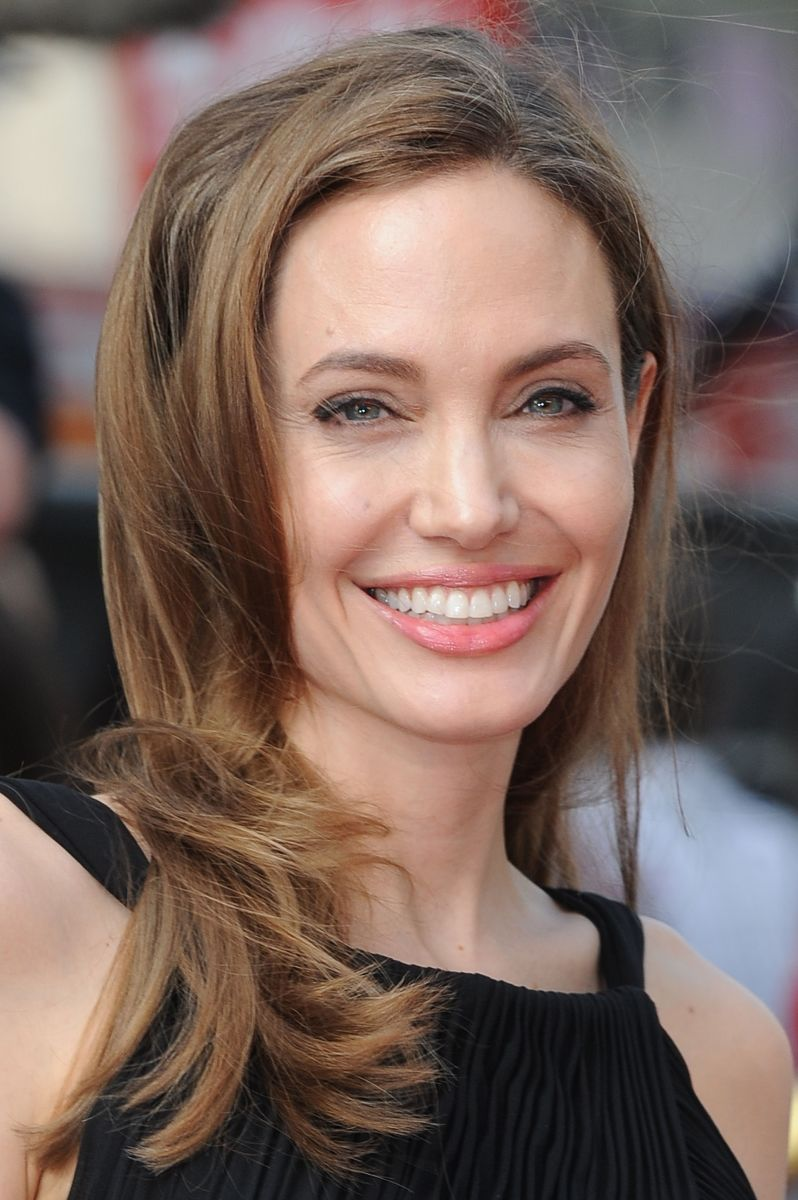 Angelina Jolie, World War Z premiere, 2013