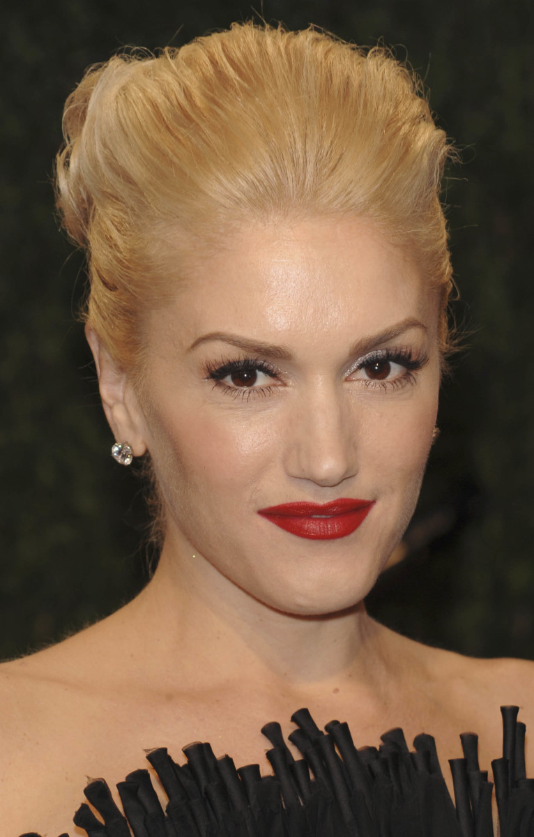 Gwen Stefani, Vanity Fair Oscar party, 2009