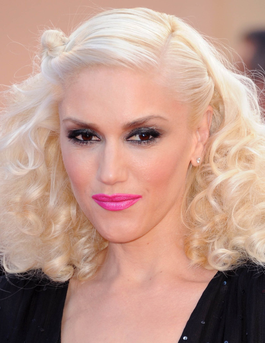 Gwen Stefani, The Tree of Life screening, 2011