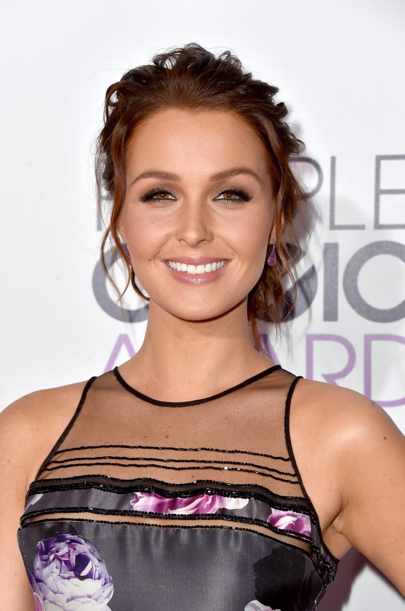 Camilla Luddington, People's Choice Awards 2015
