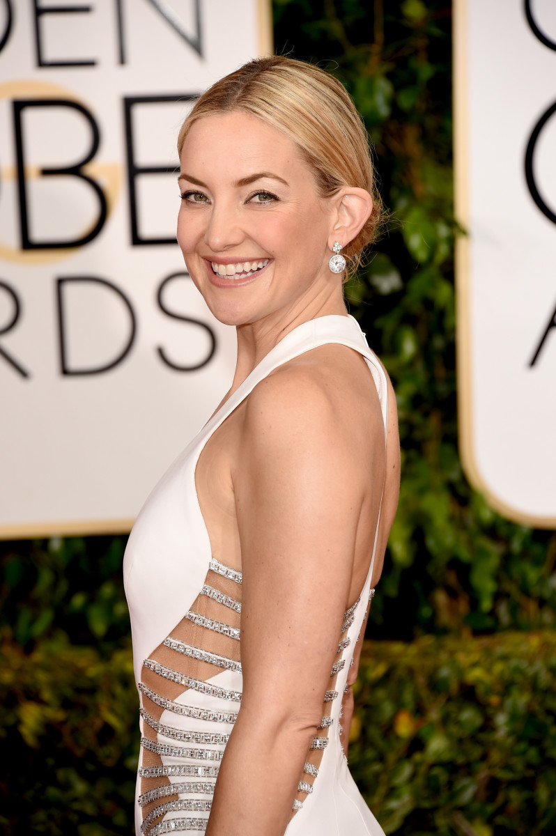 Kate Hudson, Golden Globes 2015
