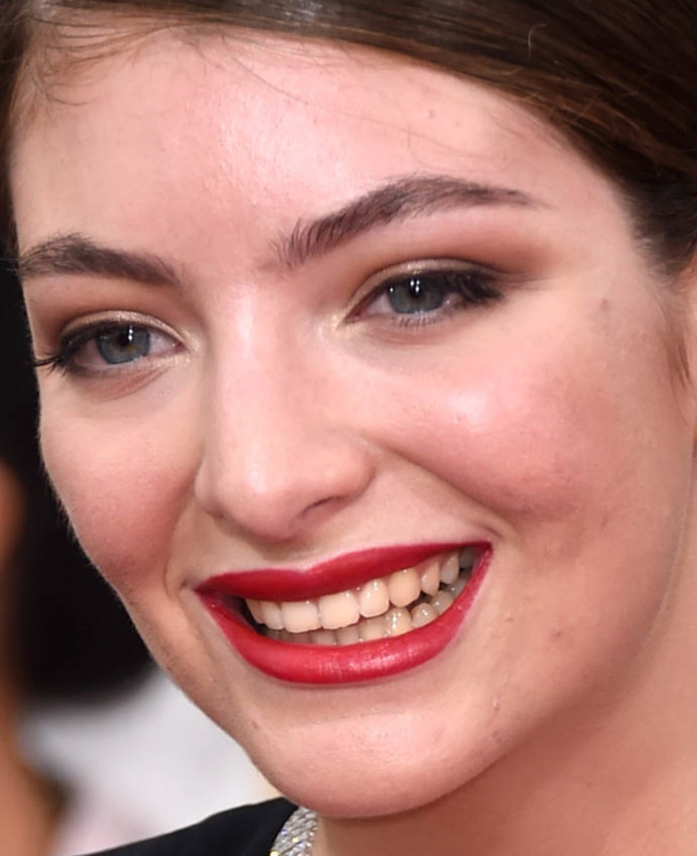 Lorde, Golden Globes 2015