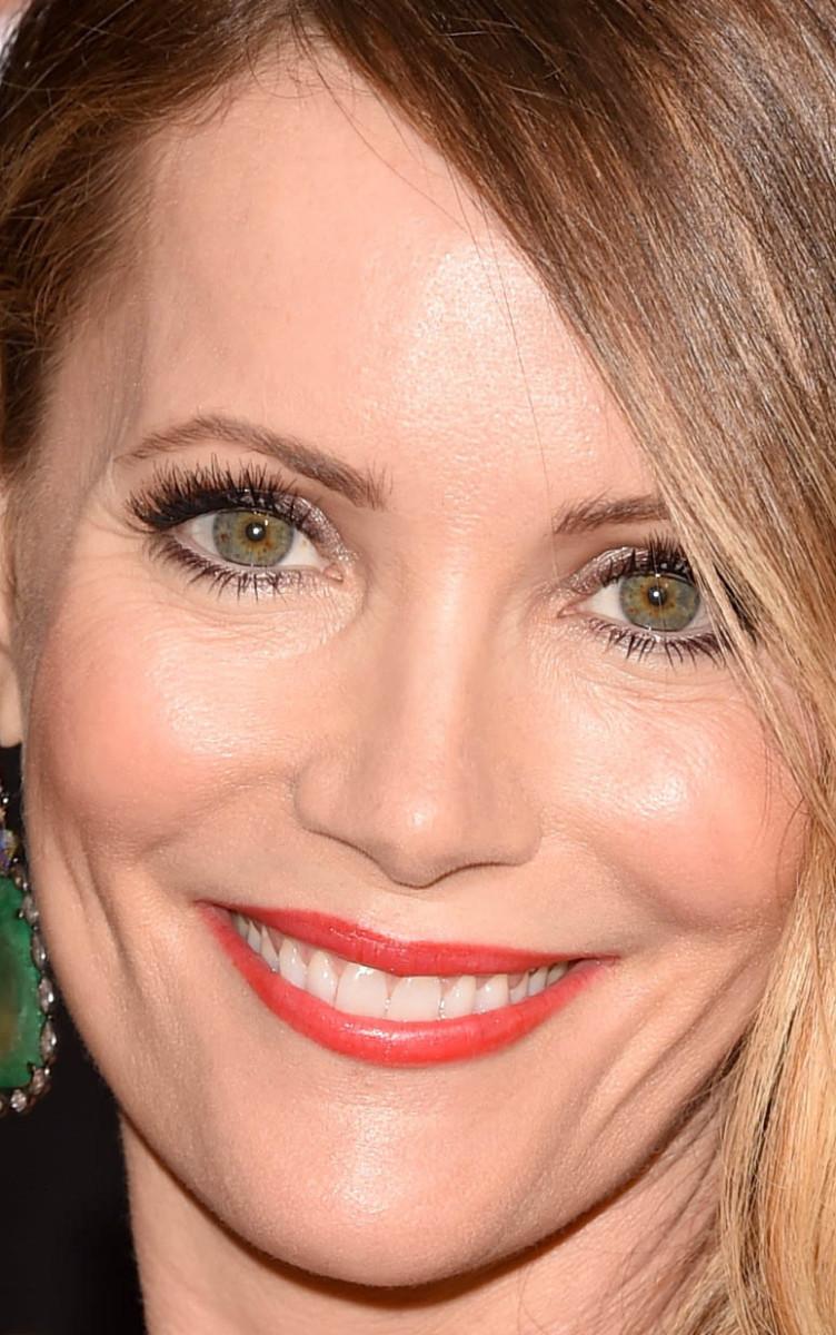 Leslie Mann, Golden Globes 2015
