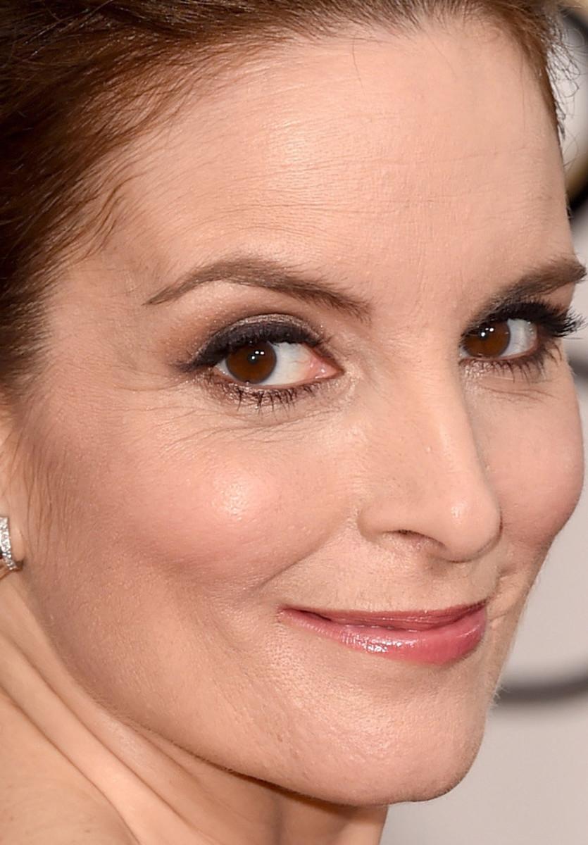 Tina Fey, Golden Globes 2015