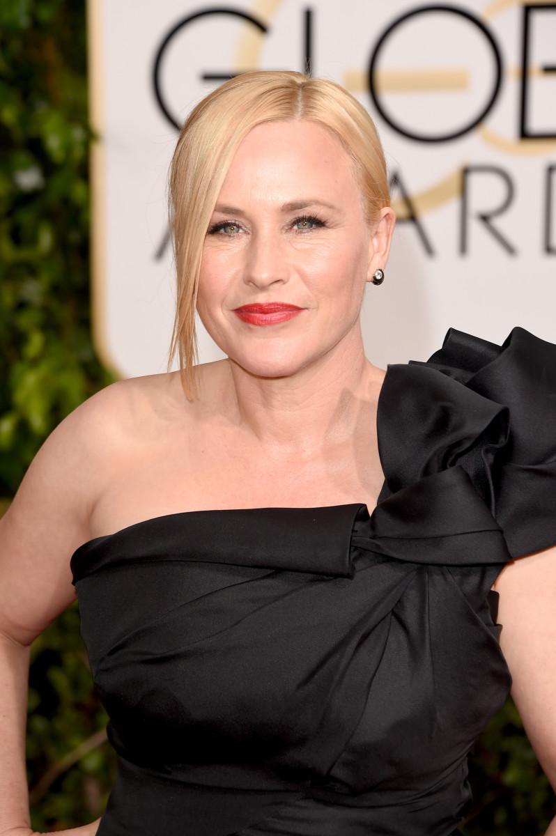 Patricia Arquette, Golden Globes 2015