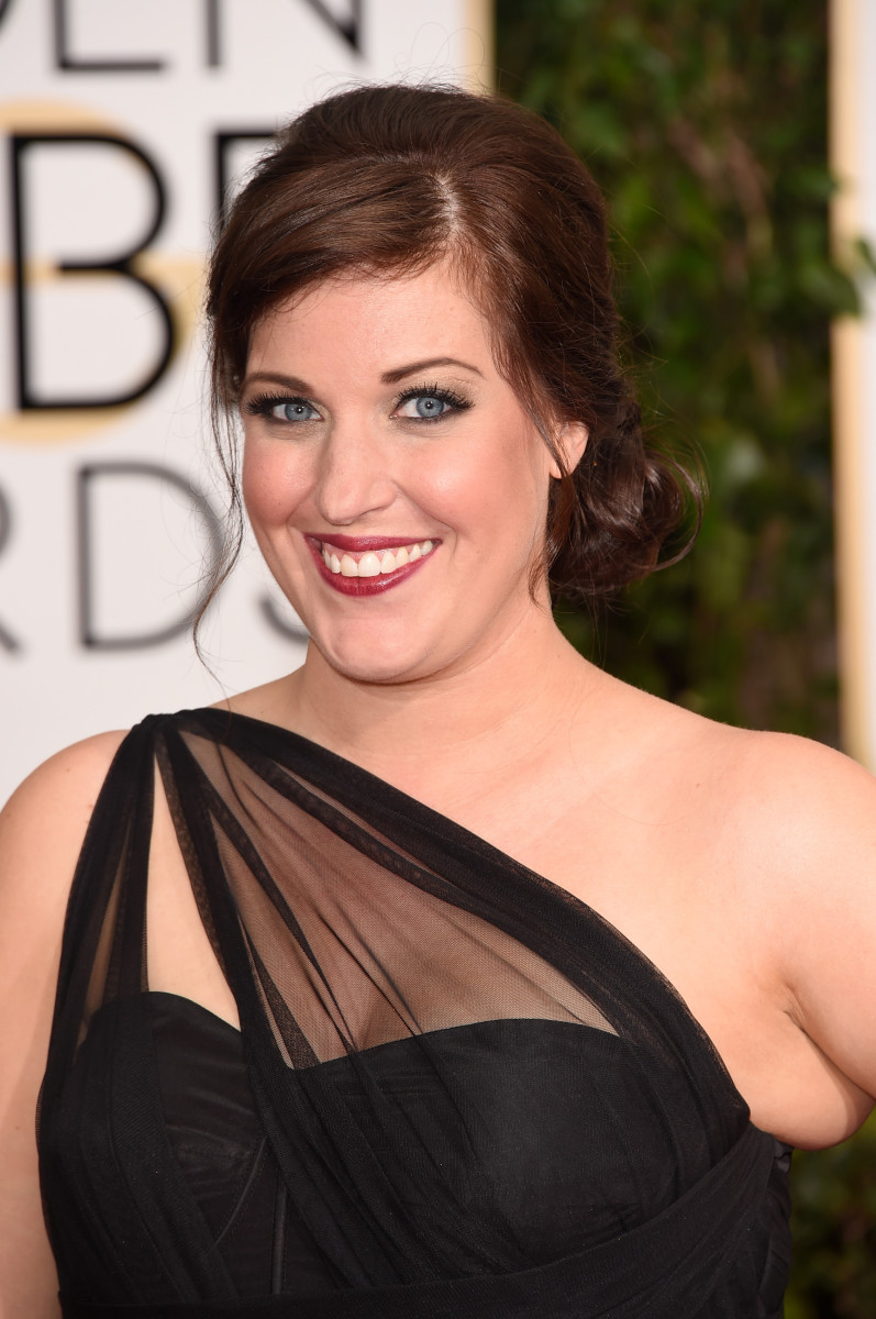 Allison Tolman, Golden Globes 2015