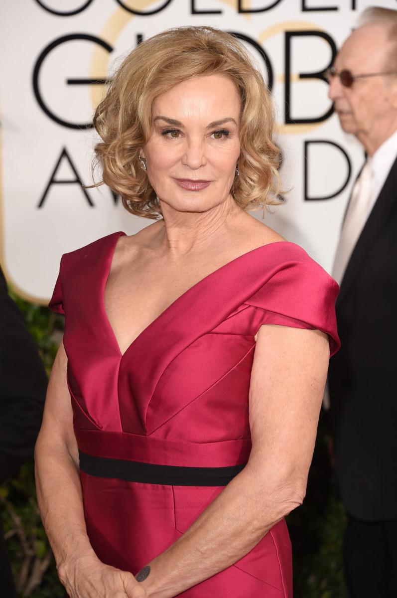 Jessica Lange, Golden Globes 2015