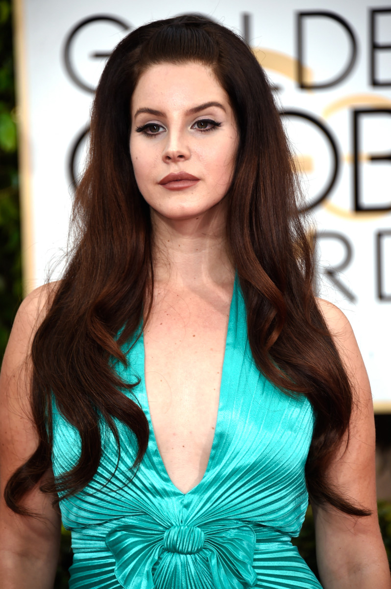Lana Del Rey, Golden Globes 2015