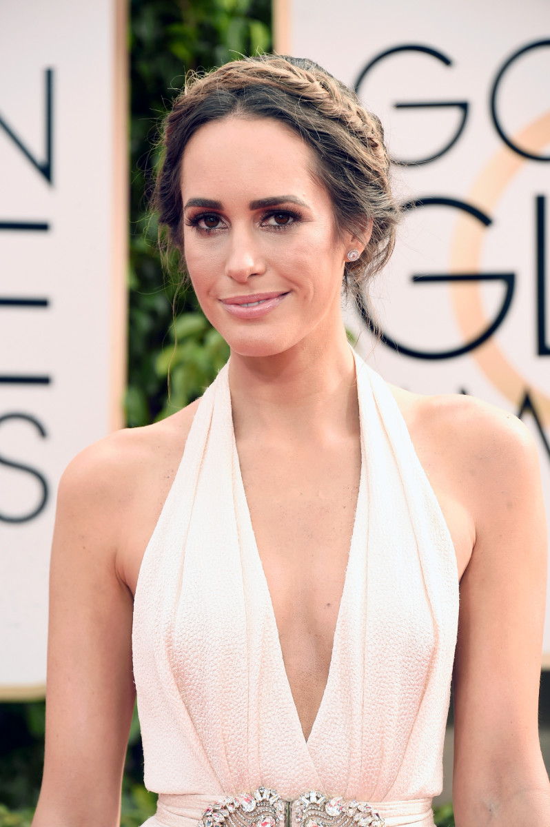 Louise Roe, Golden Globes 2015