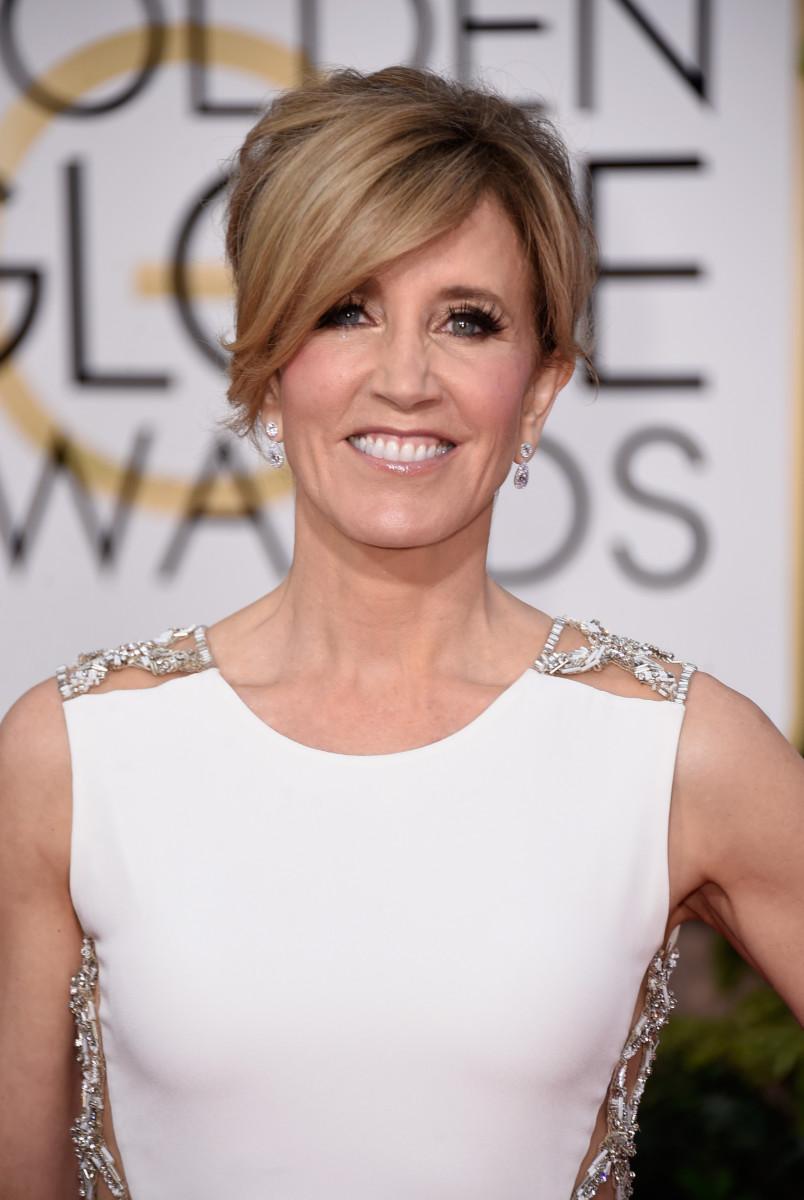 Felicity Huffman, Golden Globes 2015