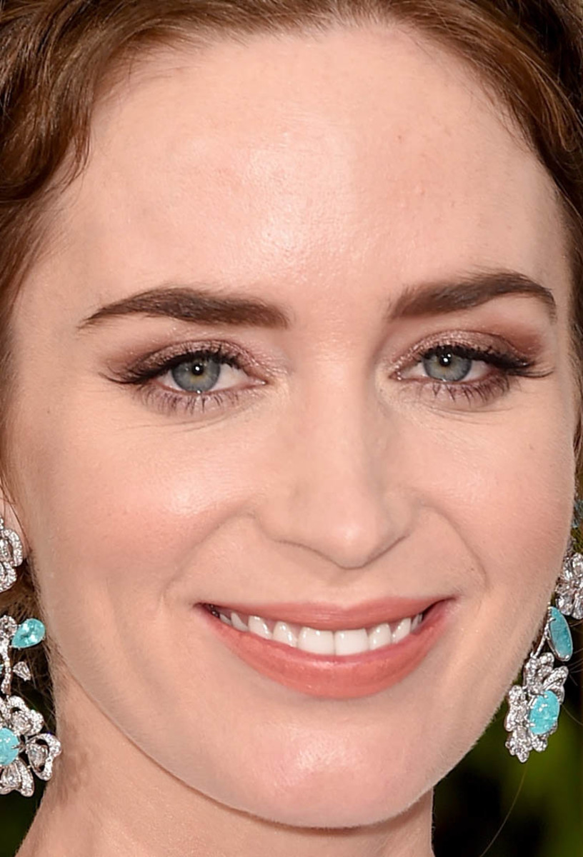 Emily Blunt, Golden Globes 2015