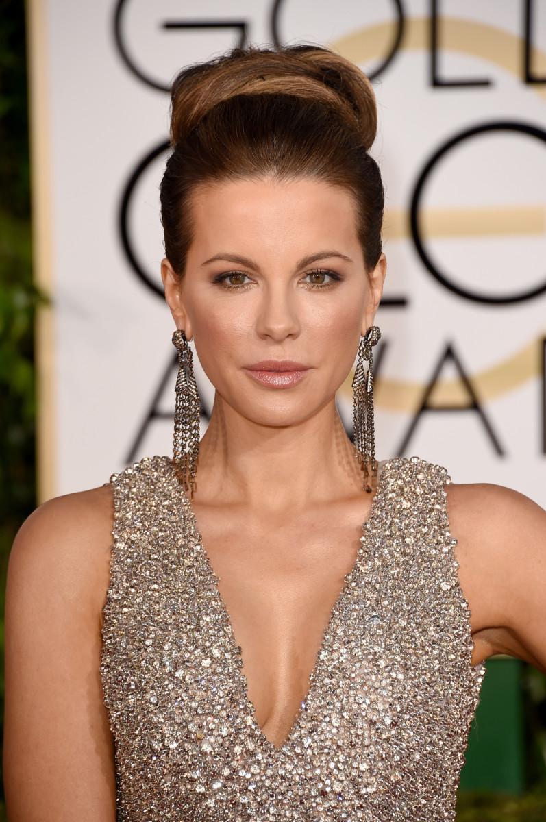 Kate Beckinsale, Golden Globes 2015