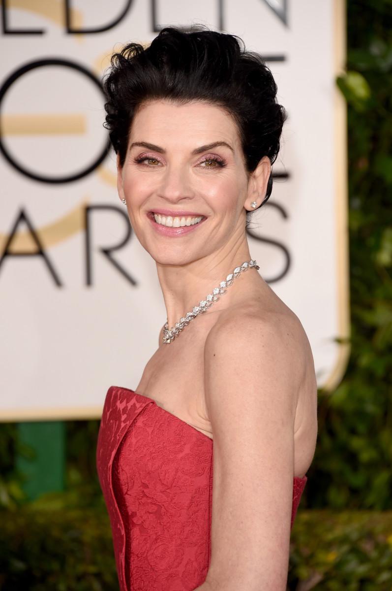 Julianna Margulies, Golden Globes 2015