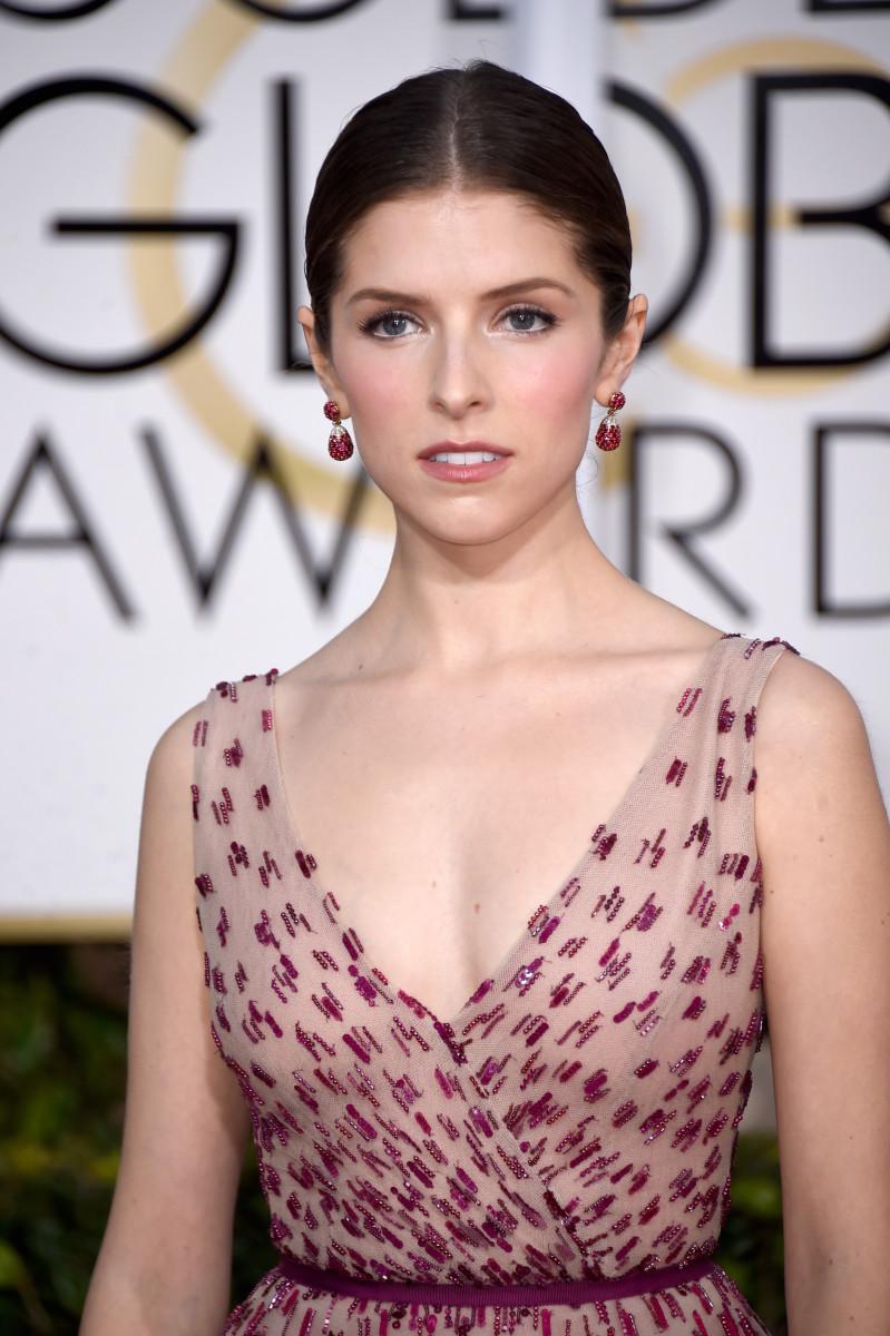 Anna Kendrick, Golden Globes 2015