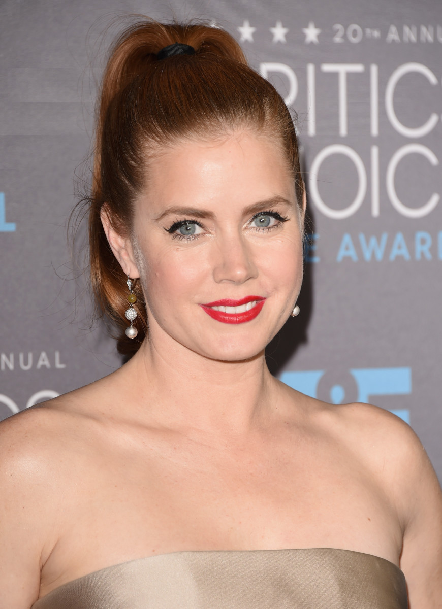 Amy Adams, Critics' Choice Awards 2015
