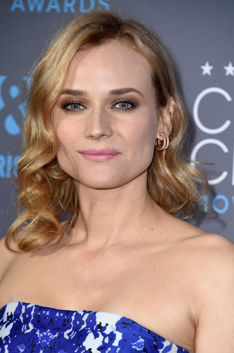 Diane Kruger, Critics' Choice Awards 2015