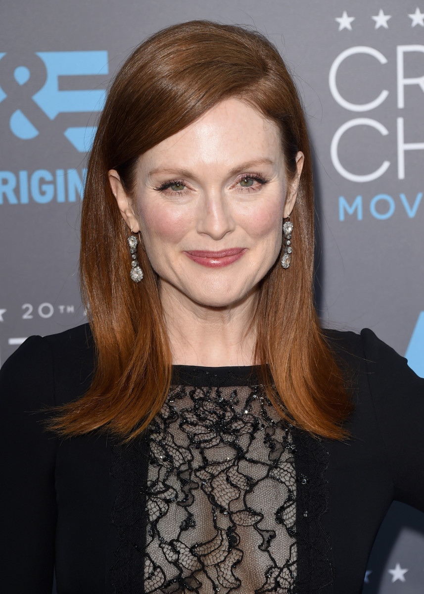Julianne Moore, Critics' Choice Awards 2015