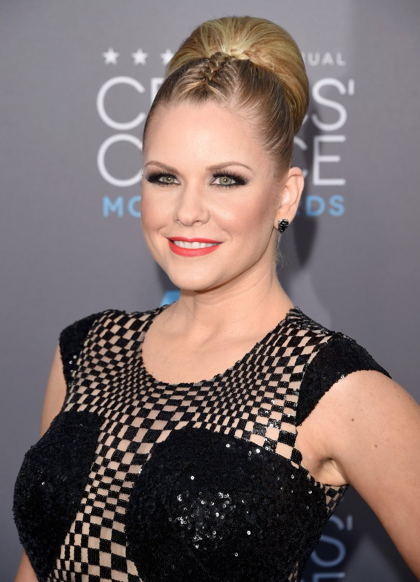 Carrie Keagan, Critics' Choice Awards 2015