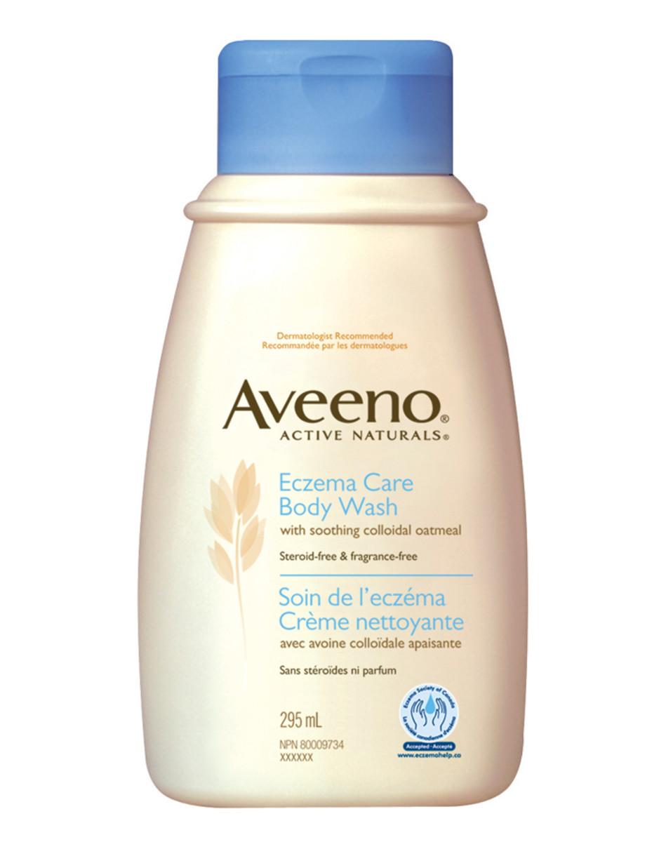 Aveeno Eczema Care Body Wash