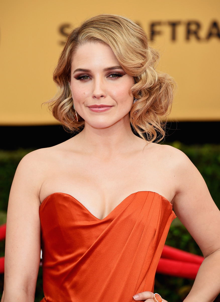 Sophia Bush, SAG Awards 2015