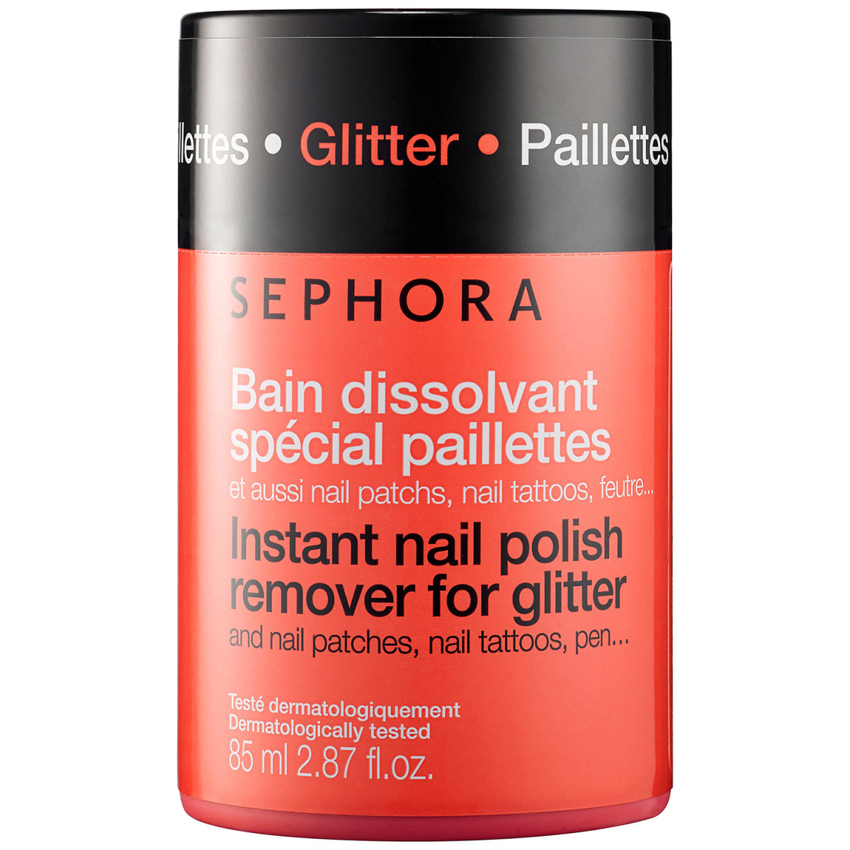 Sephora Collection Instant Glitter Nail Polish Remover For Glitter
