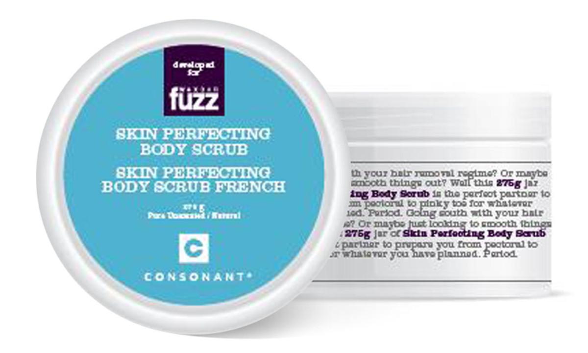 Consonant Skin Perfecting Body Scrub