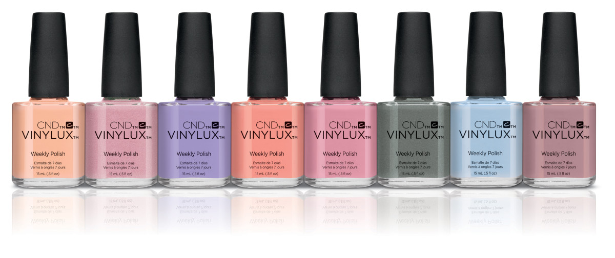CND Vinylux Flora and Fauna Collection Spring 2015