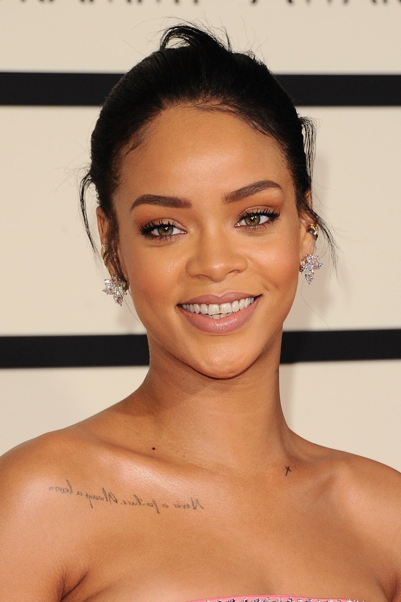 Rihanna, Grammy Awards 2015