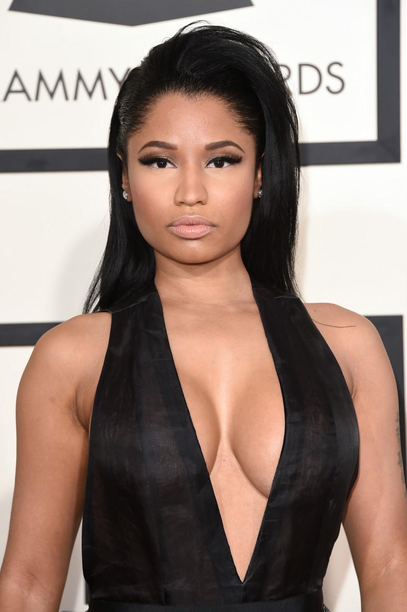 Nicki Minaj, Grammy Awards 2015