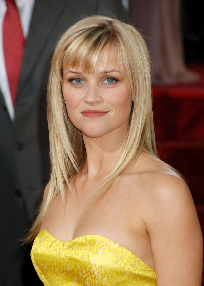 Reese Witherspoon, Golden Globes 2007