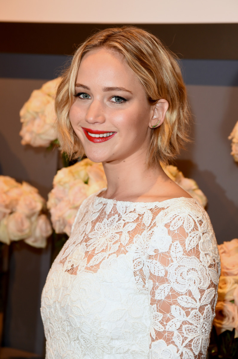 Jennifer Lawrence, ELLE Women in Hollywood Awards 2014