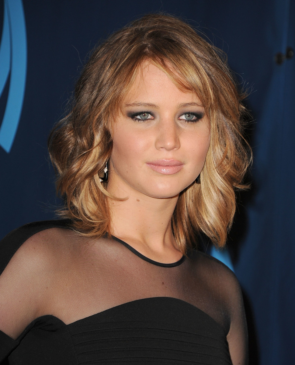 Jennifer Lawrence, GLAAD Media Awards 2013