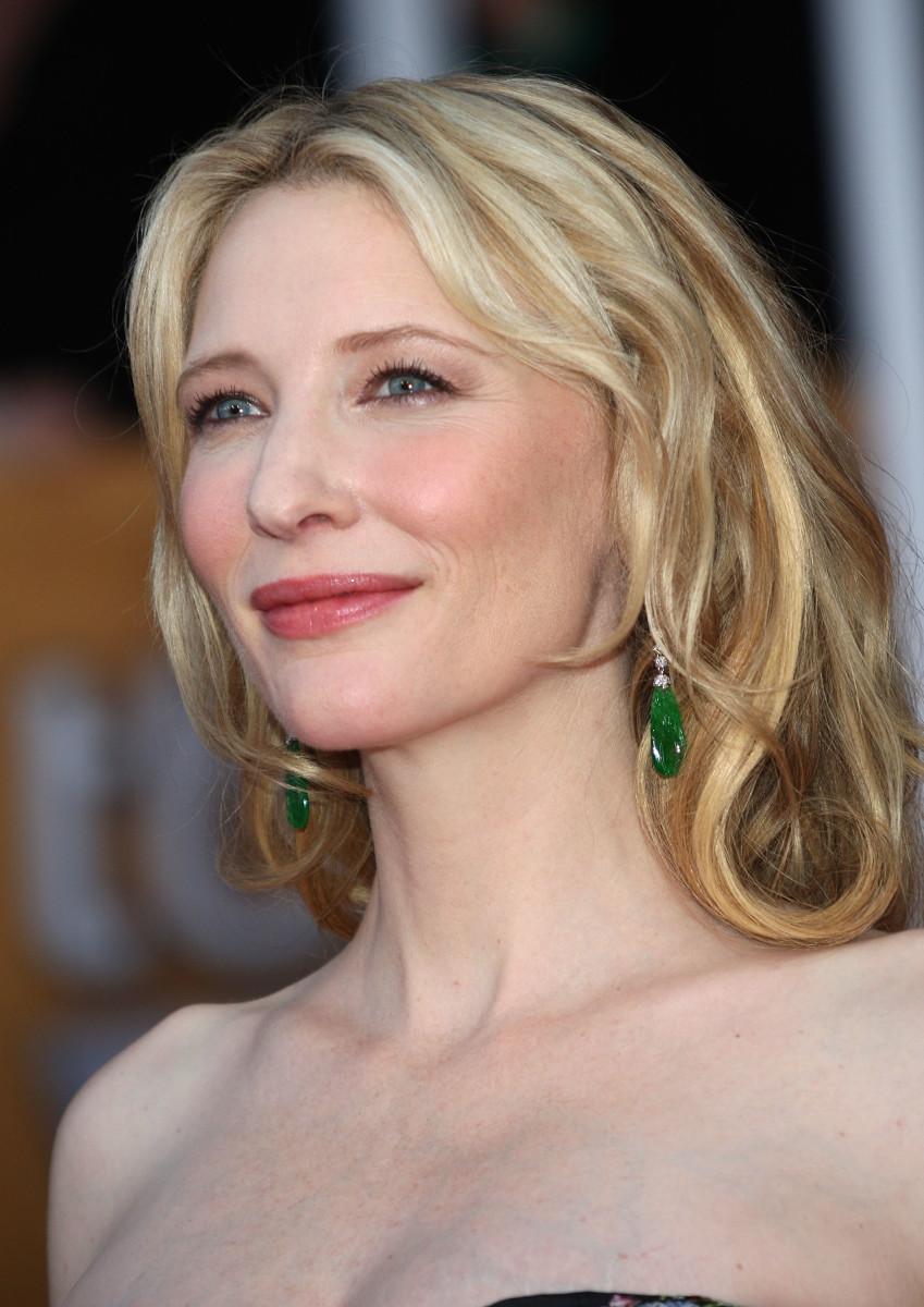 Cate Blanchett, SAG Awards 2008