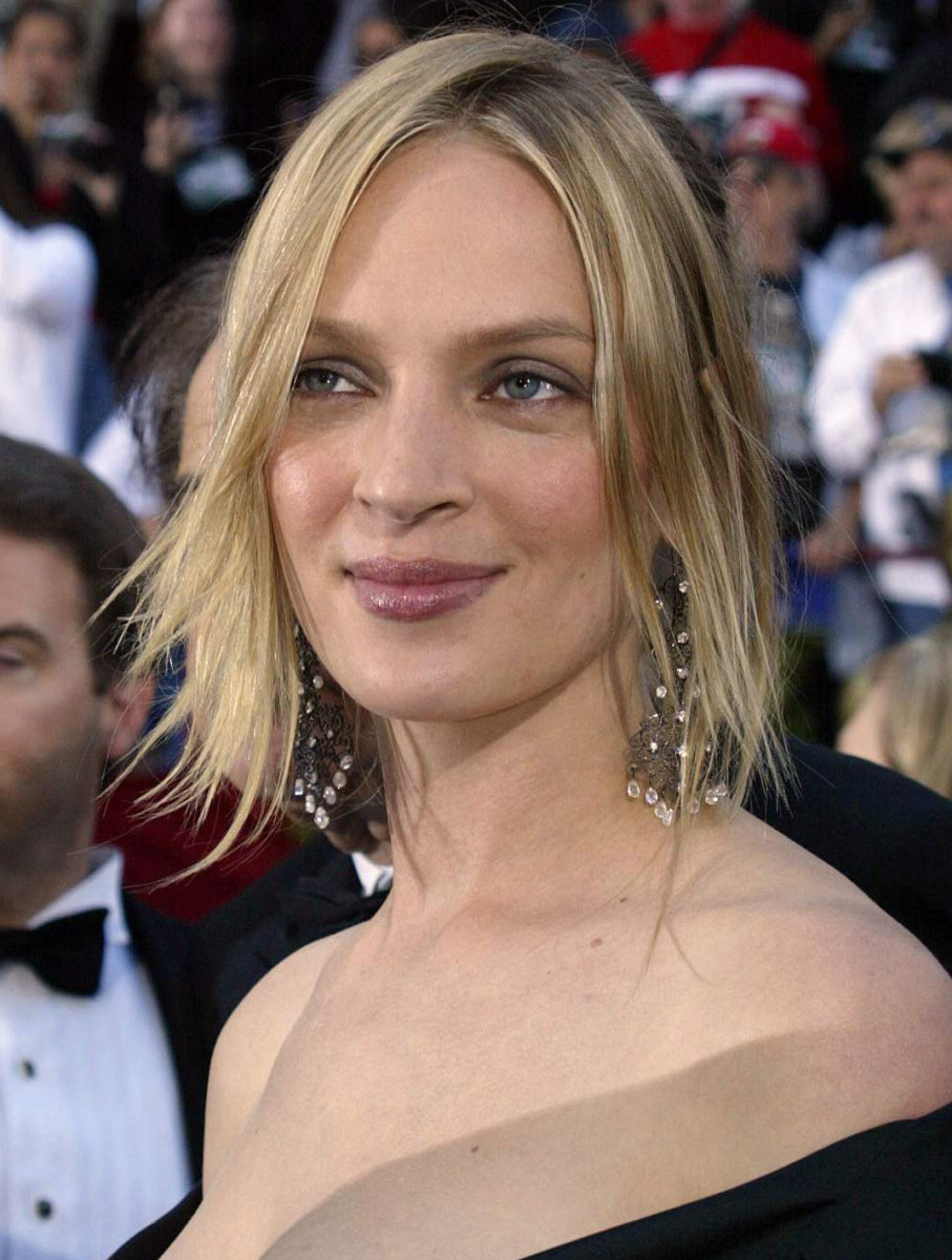 Uma Thurman Before And After Beautyeditor