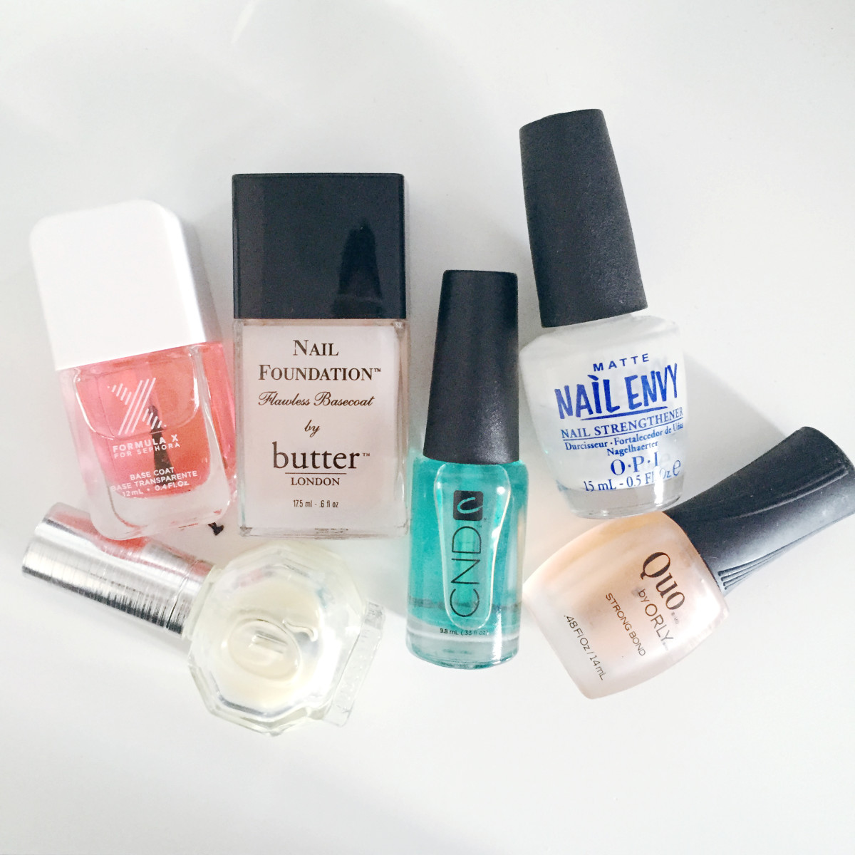 Nail Envy Vs Nail Tek: The Best Top Coats And Base Coats I've Ever Tried