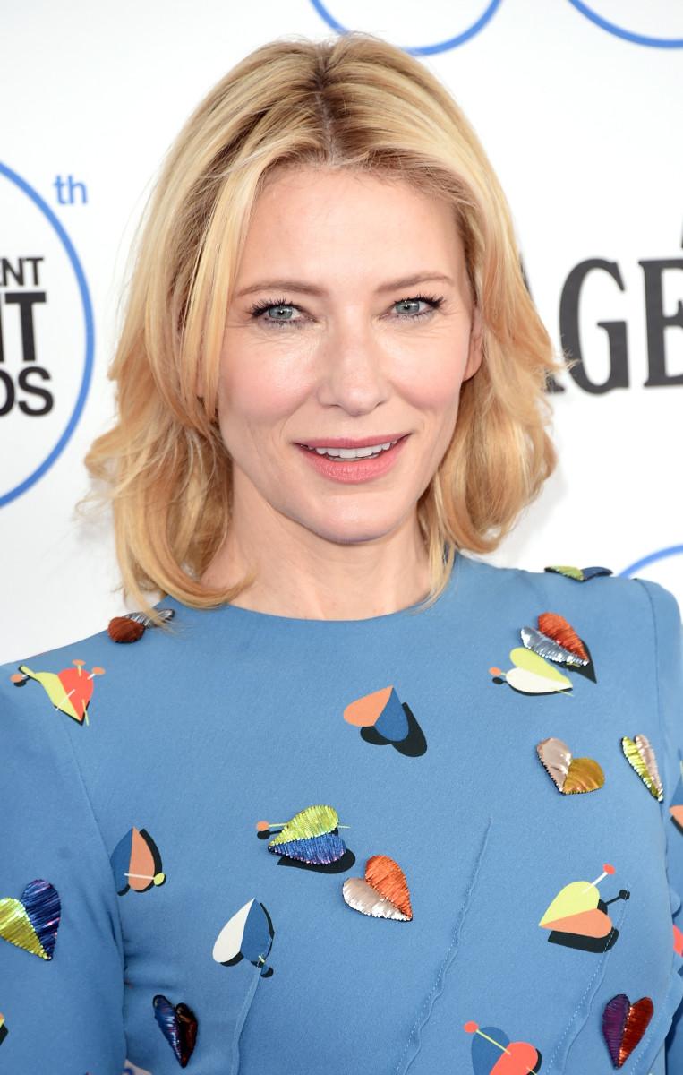 Cate Blanchett, Independent Spirit Awards 2015