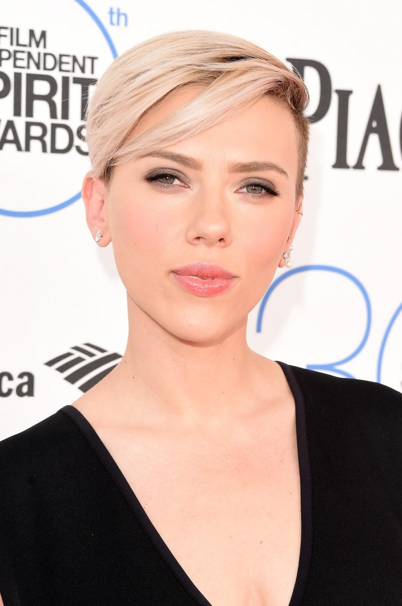 Scarlett Johansson, Independent Spirit Awards 2015