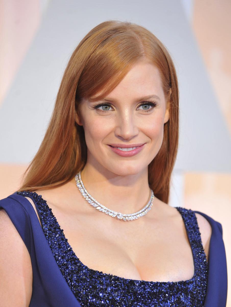 Jessica Chastain, Oscars 2015