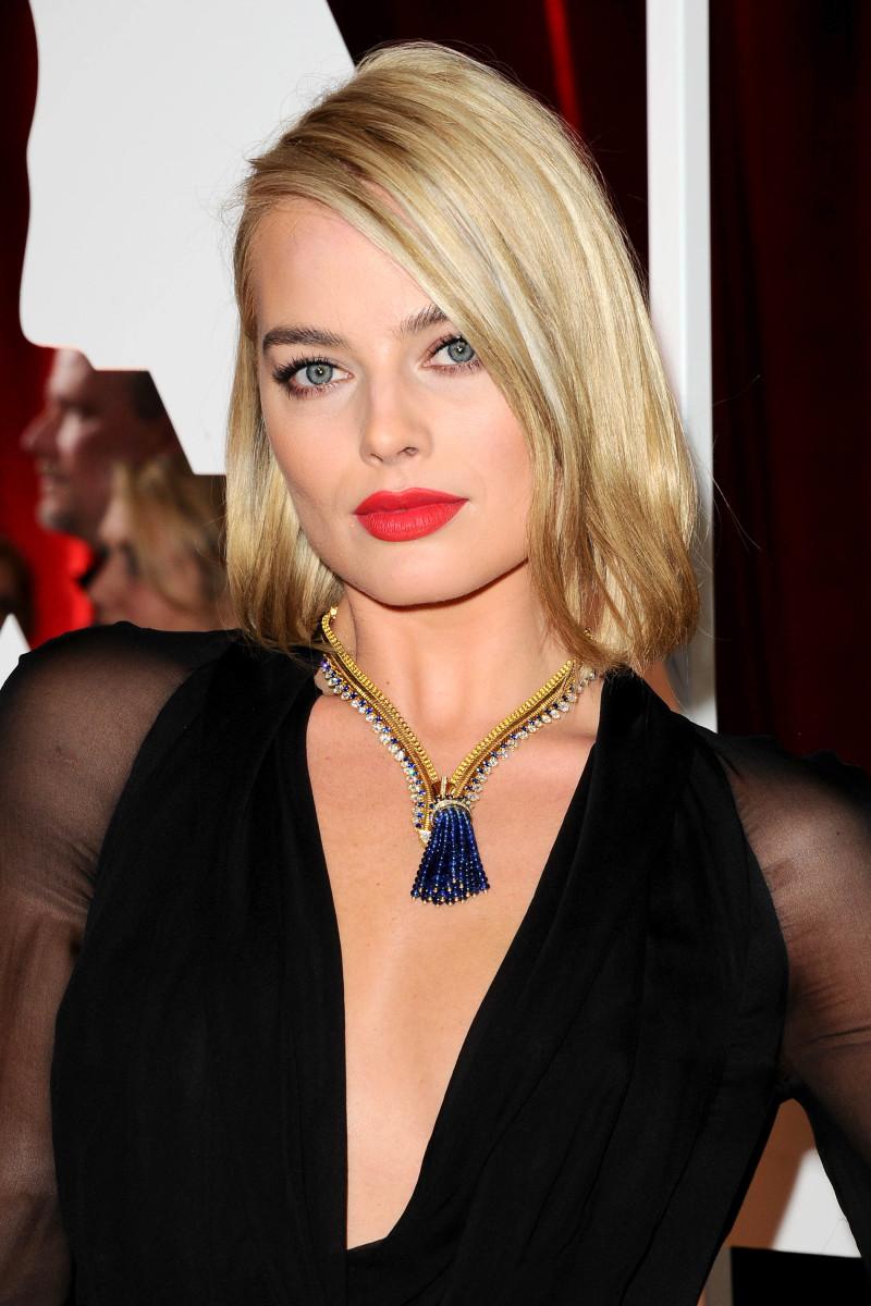 Margot Robbie, Oscars 2015