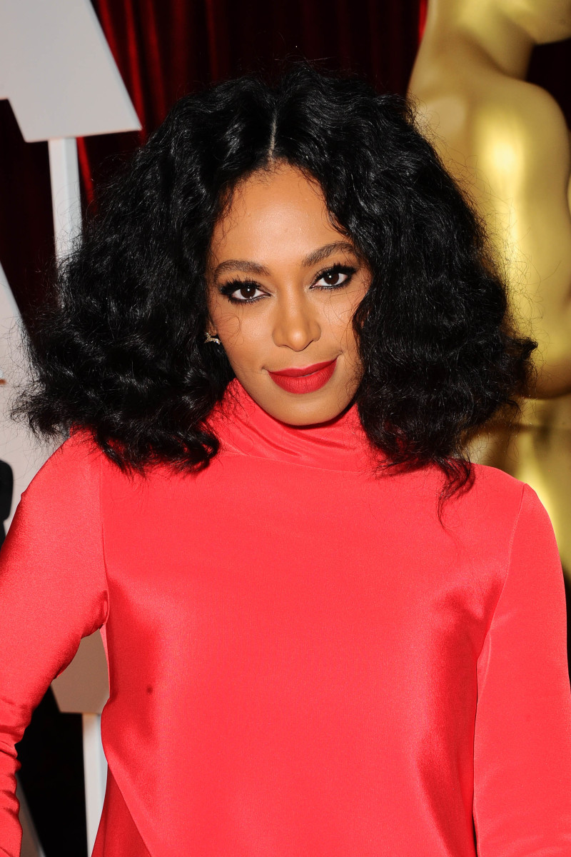 Solange Knowles, Oscars 2015